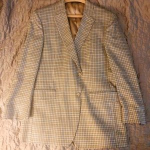 Like New Jos A. Bank Men's Sport Coat Blazer